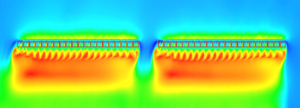 Modélisation des effets de création de dune par l'installation de chalet de plage
